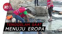 5 Mayat Imigran Afrika Ditemukan Tewas di Pantai Libya