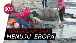 5 Imigran Afrika Ditemukan Tewas di Pantai Libya