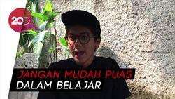Iqbaal Ramadhan Ingin Mengejar Gelar S2