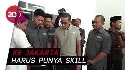 Kaum Urban Setuju, Sandi Larang Penggangguran ke Jakarta