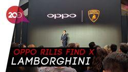 Oppo Bikin Find X Edisi Lamborghini Spek Gahar