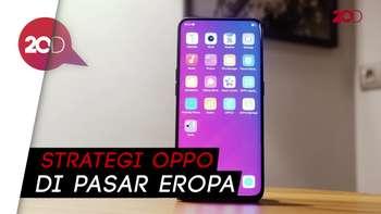 Oppo Sebut Penggunanya Mencapai 200 Juta Orang