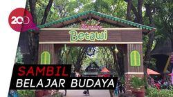 Masih Libur Lebaran? Main ke Kampung Betawi di Pasar Seni Ancol Aja