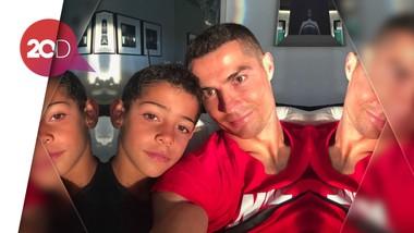 Guys, Ini Manfaat Numbuhin Jenggot Ala Cristiano Ronaldo