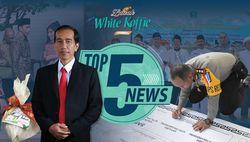 Jokowi Ultah ke-57, PGI Larang Gereja jadi Arena Kampanye