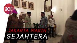 Ucapan Selamat Ultah dan Harapan Anies-Sandi ke Jokowi