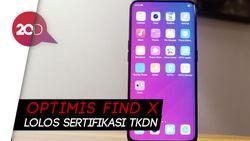 Oppo Siap Garap Find X Made in Tangerang