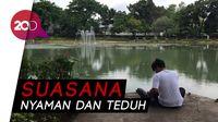 Bersantai di Taman-taman Jakarta, Asyik Juga!