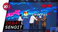 Serunya Debat Pamungkas Paslon Pilkada Jateng