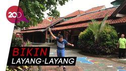 Serunya Liburan Sambil Belajar di Museum Layang-layang Indonesia