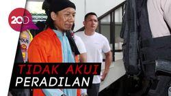 Tolak Banding, Aman Abdurrahman Terima Dihukum Mati