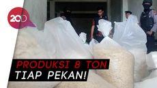Pakai Bahan Expired, Pabrik Mi Instan di Mojokerto Digerebek