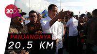 Diresmikan Jokowi, Tol Gempol-Pasuruan Seksi II Siap Beroperasi