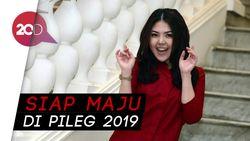 Kata Tina Toon Soal Jadi Bacaleg PDIP