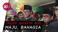 Majukan Kota Jakarta, Anies Terinspirasi Kitab Mpu Prapanca