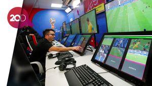Yang Harus Kamu Tahu soal Teknologi VAR di Piala Dunia 2018