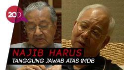 Jerat Malaysia untuk Mantan PM Najib Razak