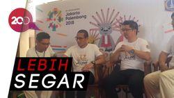 Alasan sandi Perluasan Ganjil-Genap Saat Asian Games