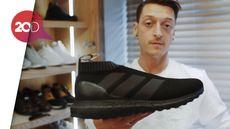Yuk Bongkar Isi Lemarinya Mesut Ozil!