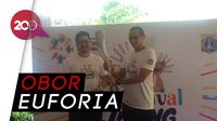 Pemprov DKI Jakarta Tularkan Deman Asian Games 2018