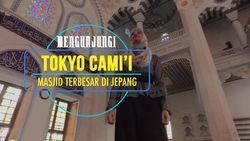 Megahnya Tokyo Camii, Masjid terbesar di Jepang