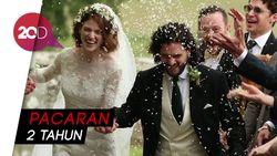 Selamat! Pemeran Jon Snow di Game of Thrones Menikah