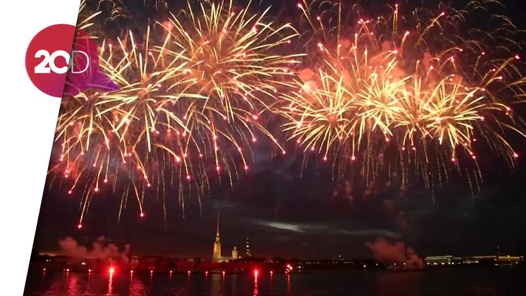 White Nights, Suguhan Spesial Alam Rusia saat Piala Dunia