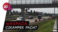 Waspada, Terjadi Kepadatan Arus Balik dari Arah Bandung