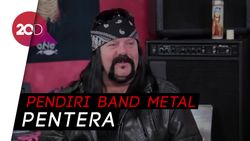 Vinnie Paul Meninggal Dunia