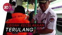 Kemenhub Bagikan 5.000 Life Jacket ke Operator Kapal Danau Toba