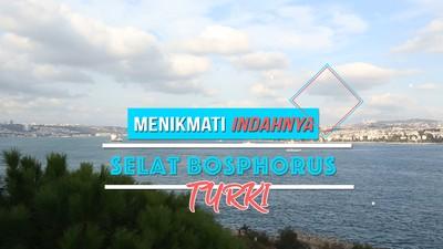 Keindahan Istanbul dari Selat Bosphorus