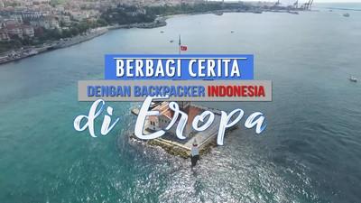 Kisah Seru Backpacker Asal Indonesia Di Benua Eropa