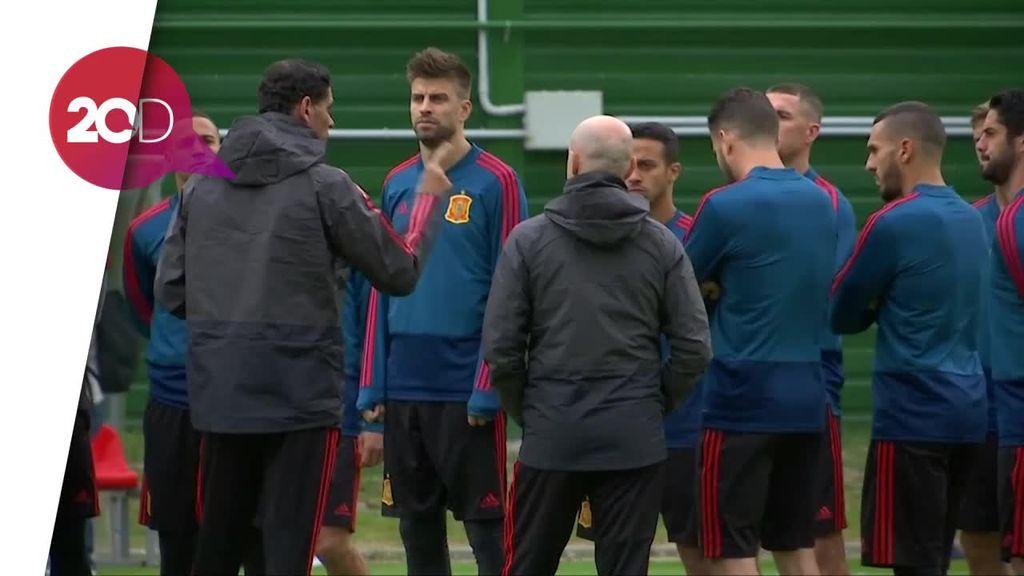Spanyol Ogah Remehkan Maroko Demi Juara Grup