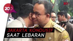 Anies Apresiasi Polda Metro, Sukses Amankan Jakarta saat Lebaran