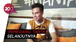 Baim Wong Serahkan Gelar Presiden Jomblo pada Indra Herlambang