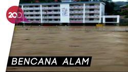 Banjir Bandang Terjang Provinsi Yunnan