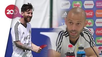 Messi Dilanda Rasa Frustrasi