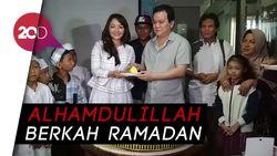 Lagi Syantik Panen Viewers, Siti Badriah Penuhi Nazarnya