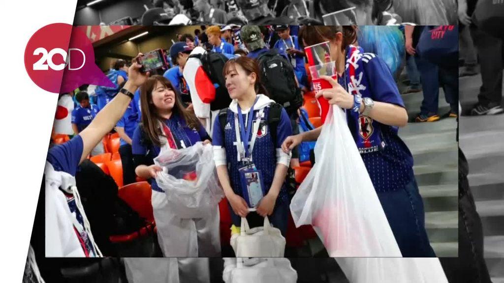 Fans Terajin di Piala Dunia 2018