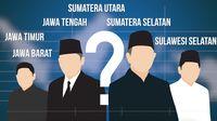 Saksikan Quick Count Pilkada Serentak 2018 di detikcom