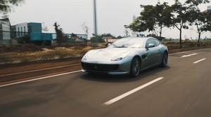 Gaharnya Ferrari yang Ramah Keluarga