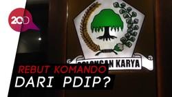 Moncer di Pilkada, Golkar Ambil Komando Pencapresan Jokowi?