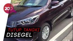 Menjajal Suzuki Ertiga Model Terbaru Menyusuri Selatan Bali