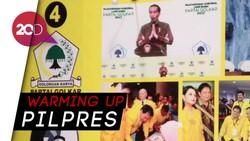 Klaim Unggul di 91 Wilayah, Golkar Optimistis Menang Pilpres