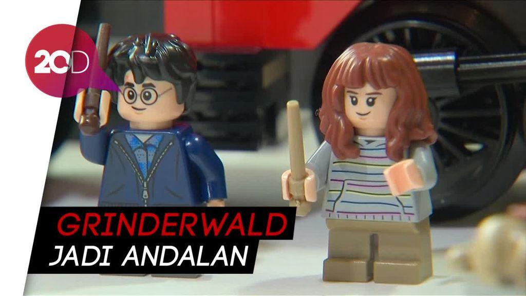 Lego Tambah Koleksi Fantastic Beasts Terbaru