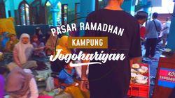 Pasar Ramadan Kampung Jogokariyan