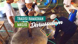 Tradisi Ramadan Masjid Darussalam