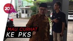 Temui Presiden PKS, Sudirman Said Minta Wejangan soal Hasil Pilkada