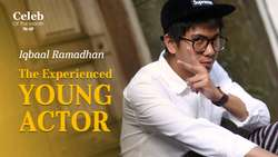 Iqbaal Ramadhan: The Experienced Young Actor