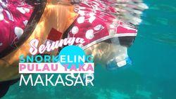 Snorkeling di Pulau Taka Makassar